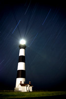 Bodie Island Light at Night